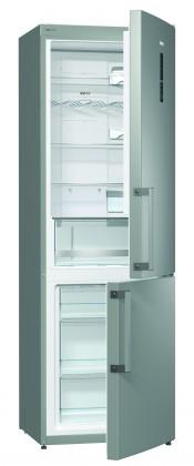 Chladničky s mrazničkou dole Kombinovaná chladnička s mrazničkou dole Gorenje N 6X2 NMX, A++