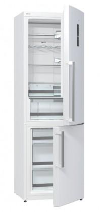 Chladničky s mrazničkou dole Kombinovaná chladnička s mrazničkou dole Gorenje NRK 6192TW, A++