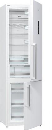 Chladničky s mrazničkou dole Kombinovaná chladnička s mrazničkou dole Gorenje NRK 6202TW, A++