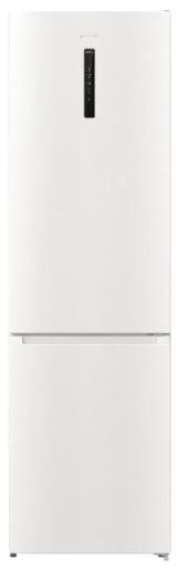 Chladničky s mrazničkou dole Kombinovaná chladnička s mrazničkou dole Gorenje NRK6202AW4