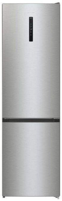 Chladničky s mrazničkou dole Kombinovaná chladnička s mrazničkou dole Gorenje NRK6202AXL4