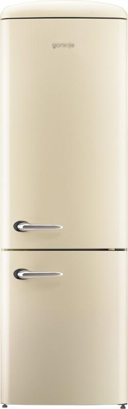 Chladničky s mrazničkou dole Kombinovaná chladnička s mrazničkou dole Gorenje ORK192C, A++