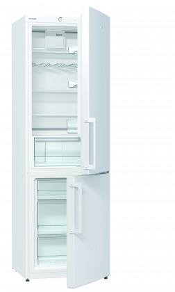 Chladničky s mrazničkou dole Kombinovaná chladnička s mrazničkou dole Gorenje RK 6192 BW, A++