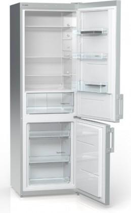 Chladničky s mrazničkou dole Kombinovaná chladnička s mrazničkou dole Gorenje RK 61920 X, A++