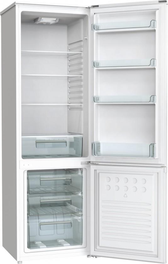 Chladničky s mrazničkou dole Kombinovaná chladnička s mrazničkou dole Gorenje RK4172ANW, A++