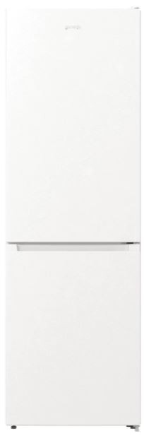Chladničky s mrazničkou dole Kombinovaná chladnička s mrazničkou dole Gorenje RK6192EW4