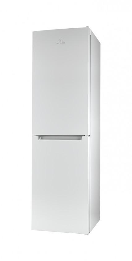 Chladničky s mrazničkou dole Kombinovaná chladnička s mrazničkou dole Indesit LR9 S2Q F W B