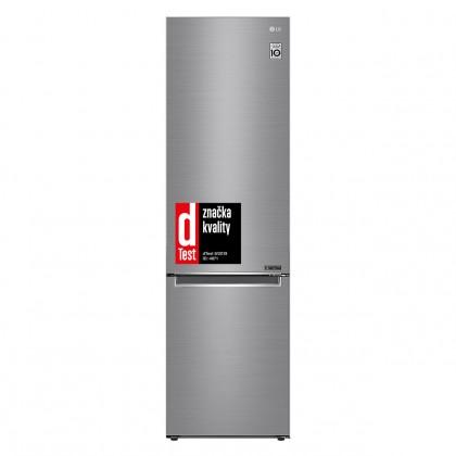 Chladničky s mrazničkou dole Kombinovaná chladnička s mrazničkou dole LG GBB62PZGFN, A+++ VADA