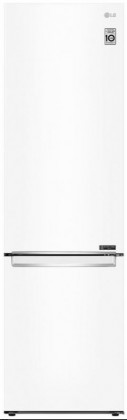 Chladničky s mrazničkou dole Kombinovaná chladnička s mrazničkou dole LG GBB62SWGFN, A++
