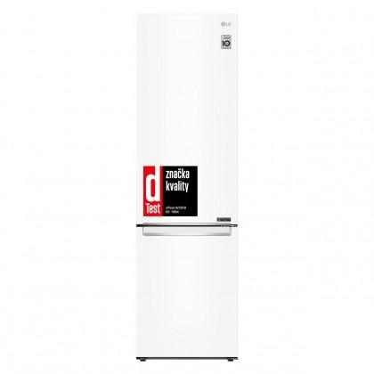 Chladničky s mrazničkou dole Kombinovaná chladnička s mrazničkou dole LG GBB62SWGFN