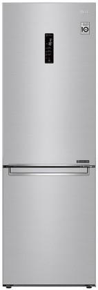 Chladničky s mrazničkou dole Kombinovaná chladnička s mrazničkou dole LG GBB71NSDMN