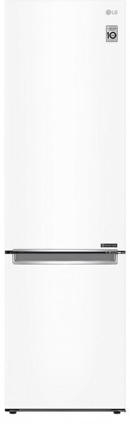 Chladničky s mrazničkou dole Kombinovaná chladnička s mrazničkou dole LG GBB71SWEFN, A+++ POUŽ
