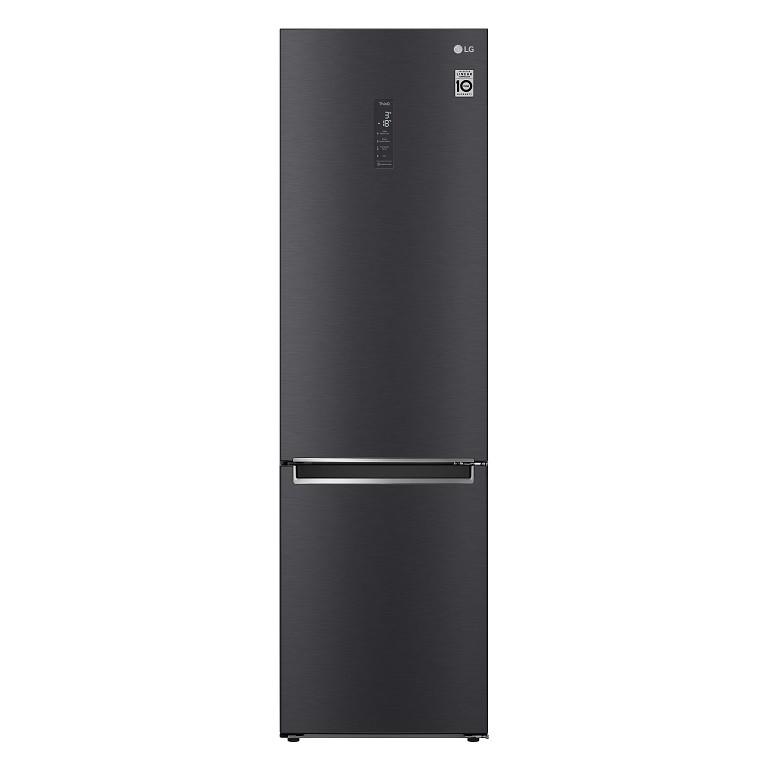 Chladničky s mrazničkou dole Kombinovaná chladnička s mrazničkou dole LG GBB72MCUFN, A+++ VADA