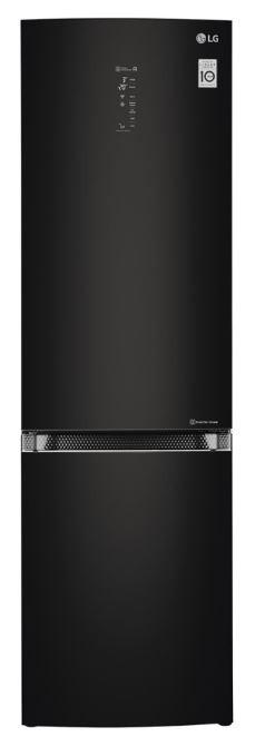 Chladničky s mrazničkou dole Kombinovaná chladnička s mrazničkou dole LG GBB940BMQZT