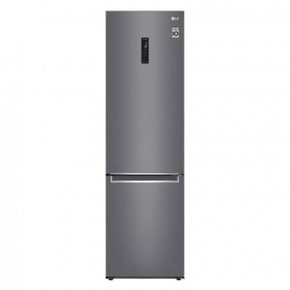 Chladničky s mrazničkou dole Kombinovaná chladnička s mrazničkou dole LG GBP32DSKZN, A++