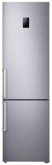 Chladničky s mrazničkou dole Kombinovaná chladnička s mrazničkou dole Samsung RB37J5329SSEF