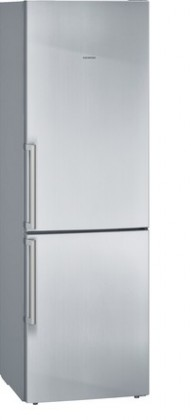 Chladničky s mrazničkou dole Kombinovaná chladnička s mrazničkou dole Siemens KG 36EEI42 POŠK
