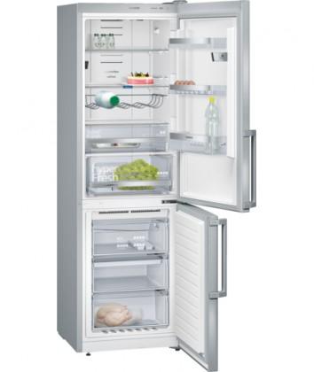 Chladničky s mrazničkou dole Kombinovaná chladnička s mrazničkou dole Siemens KG 36NHI32