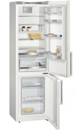 Chladničky s mrazničkou dole Kombinovaná chladnička s mrazničkou dole Siemens KG 39EBW40