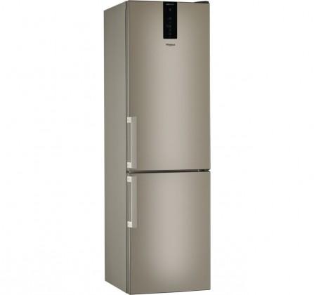 Chladničky s mrazničkou dole Kombinovaná chladnička s mrazničkou dole Whirlpool W9 931D B H