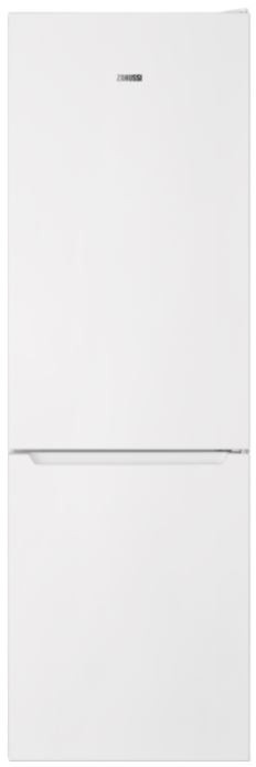 Chladničky s mrazničkou dole Kombinovaná chladnička s mrazničkou dole Zanussi ZNME32FW0, A+