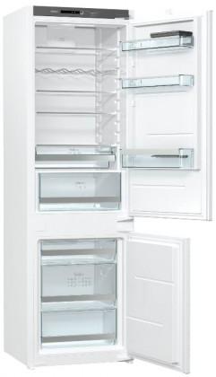 Chladničky s mrazničkou dole Kombinovaná vstavaná chladnička Gorenje NRKI4182A1