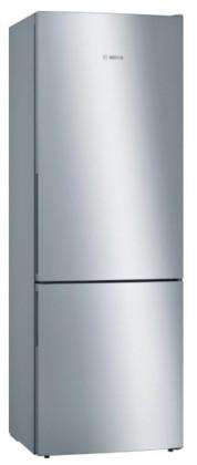 Chladničky s mrazničkou dole Volně stojiacá kombinovanáchladnička Bosch KGE49AICA
