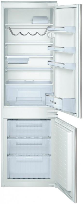 Chladničky s mrazničkou dole Vstavaná kombinovaná chladnička Bosch KIV 34X20