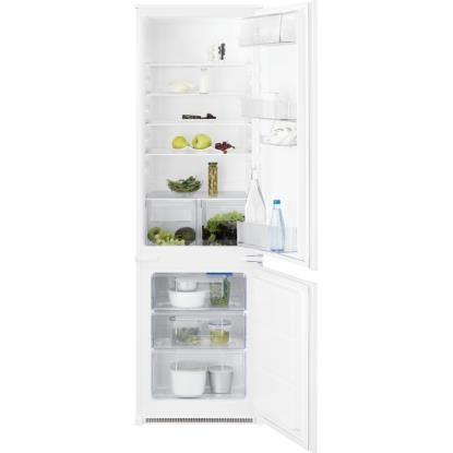 Chladničky s mrazničkou dole Vstavaná kombinovaná chladnička Electrolux ENN 2800AJW