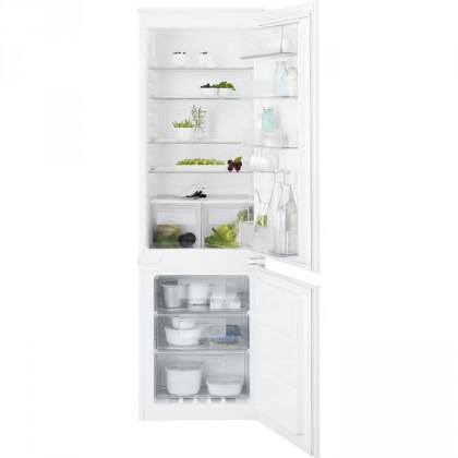 Chladničky s mrazničkou dole Vstavaná kombinovaná chladnička Electrolux ENN2841AOW