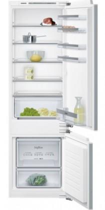 Chladničky s mrazničkou dole Vstavaná kombinovaná chladnička Siemens KI 87VVF30 POŠKODENÝ OBAL