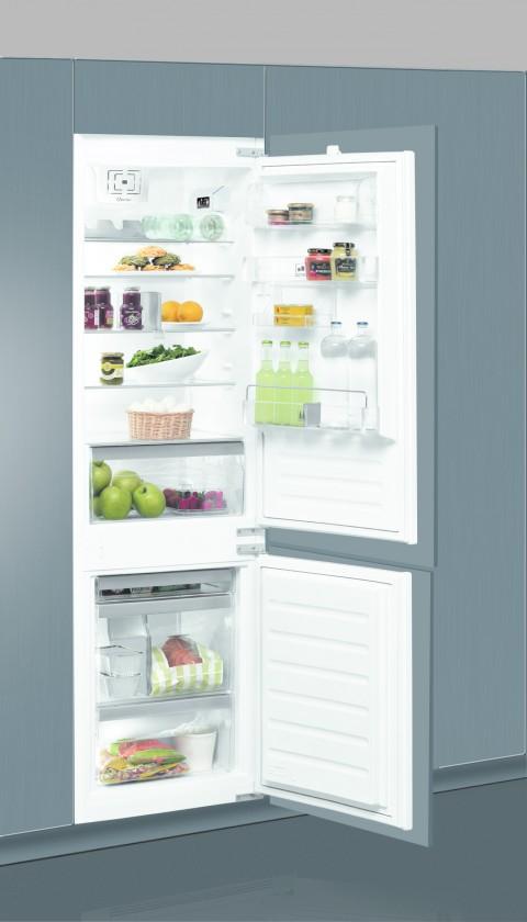 Chladničky s mrazničkou dole Vstavaná kombinovaná chladnička Whirlpool ART 6611/A++
