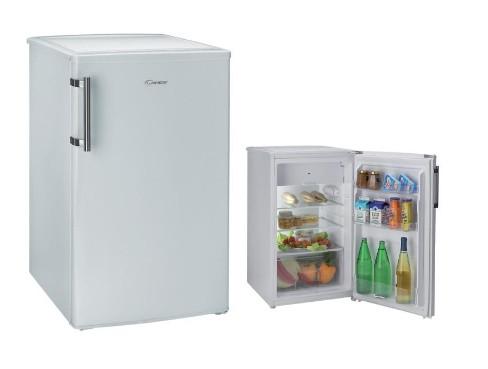 Chladničky s mrazničkou hore Candy CCTOS 482 WH VADA VZHĽADU, ODRENINY