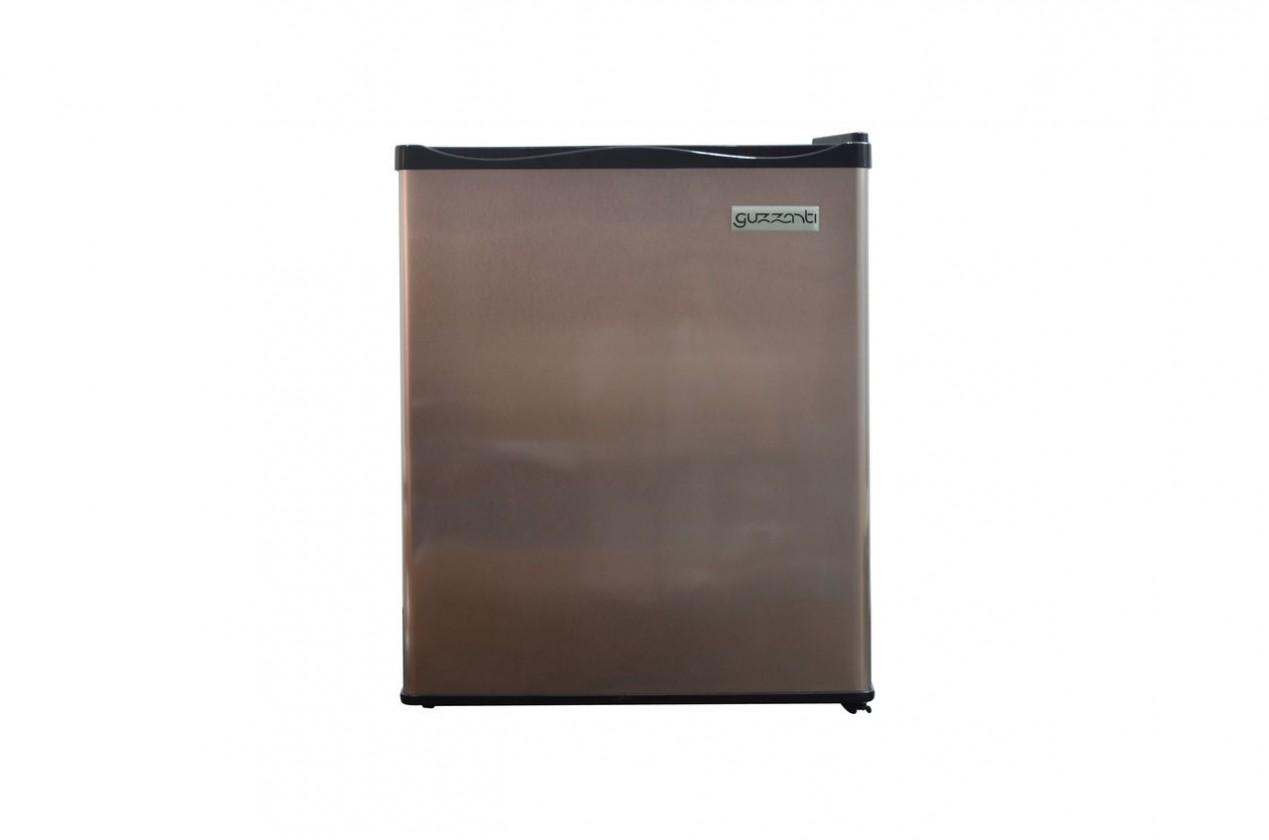 Chladničky s mrazničkou hore Jednodverová chladnička Guzzanti GZ 28S