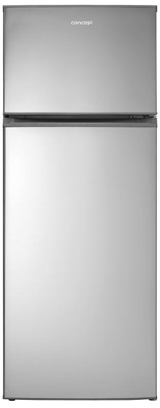 Chladničky s mrazničkou hore Kombinovaná chladnička s mrazničkou hore Concept LFT4560SS