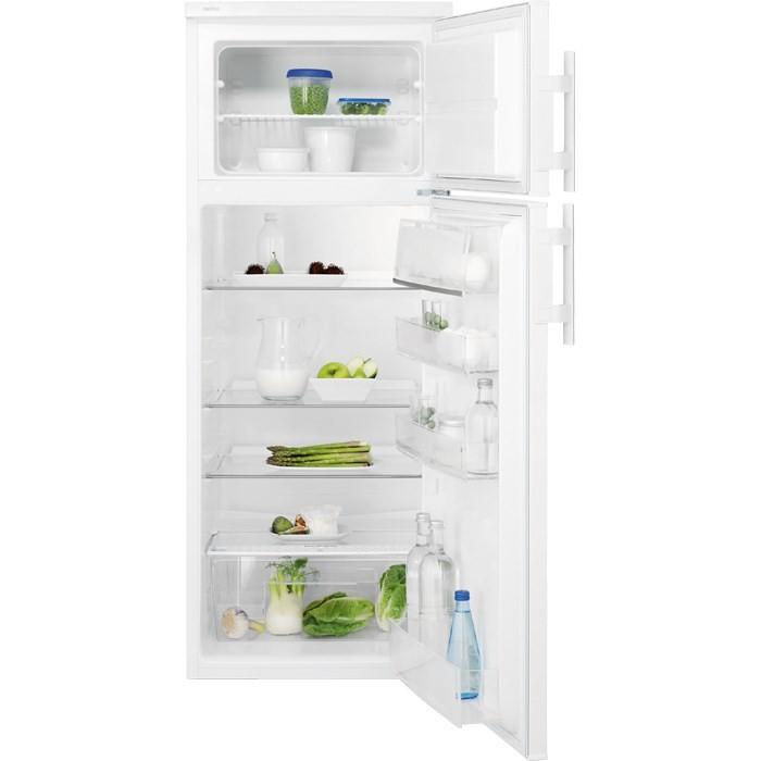 Chladničky s mrazničkou hore Kombinovaná chladnička s mrazničkou hore Electrolux EJ2801AOW2