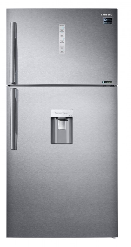 Chladničky s mrazničkou hore Kombinovaná chladnička s mrazničkou hore Samsung RT58K7105SL/EO