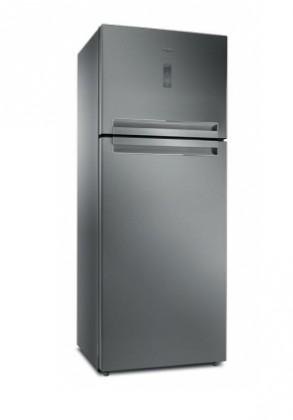 Chladničky s mrazničkou hore Kombinovaná chladnička s mrazničkou hore Whirlpool T TNF 8211 OX