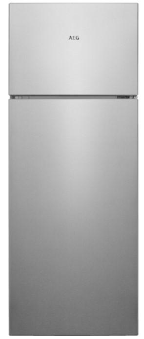 Chladničky s mrazničkou hore Kombinovaná lednice AEG RDB424E1AX,164/41l