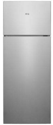 Chladničky s mrazničkou hore Kombinovaná lednice AEG RDB424E1AX, A++,164/41l