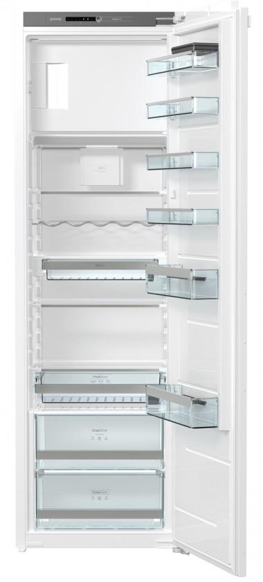 Chladničky s mrazničkou hore Vstavaná jednodverová chladnička Gorenje RBI5182A1