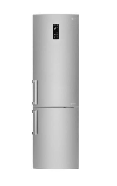 Chladničky s mrazničkou Kombinovaná chladnička LG GBB60NSYXE