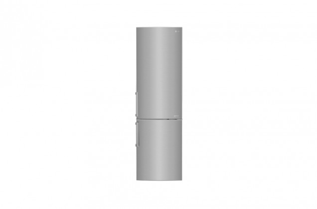 Chladničky s mrazničkou Kombinovaná chladnička s mrazničkou dole LG GBB60PZGFB, A+++