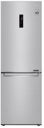 Chladničky s mrazničkou Kombinovaná chladnička s mrazničkou dole LG GBB71NSDZN, A++