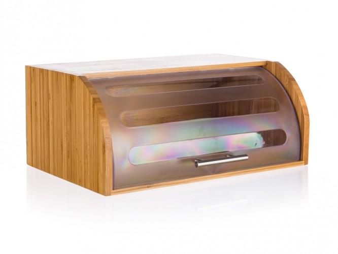 Chlebník Banquet Brillante, bambusový, 40,5cm POUŽITÝ, NEKOMPLETN