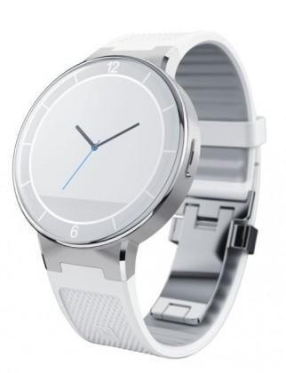 Chytré hodinky ALCATEL ONETOUCH WATCH SM02, White