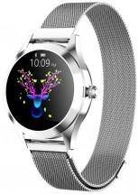 Chytré hodinky Armodd Candywatch, strieborná