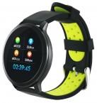 Chytré hodinky Canyon SW71, 2 náramky, čierna ROZBALENÉ