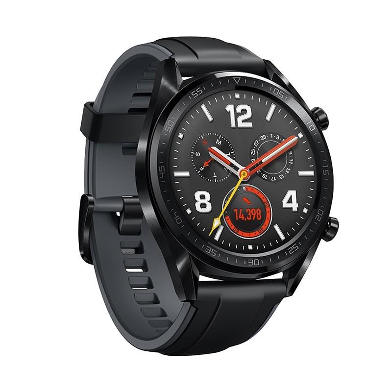 Chytré hodinky Chytré hodinky Huawei Watch GT SPORT, čierna