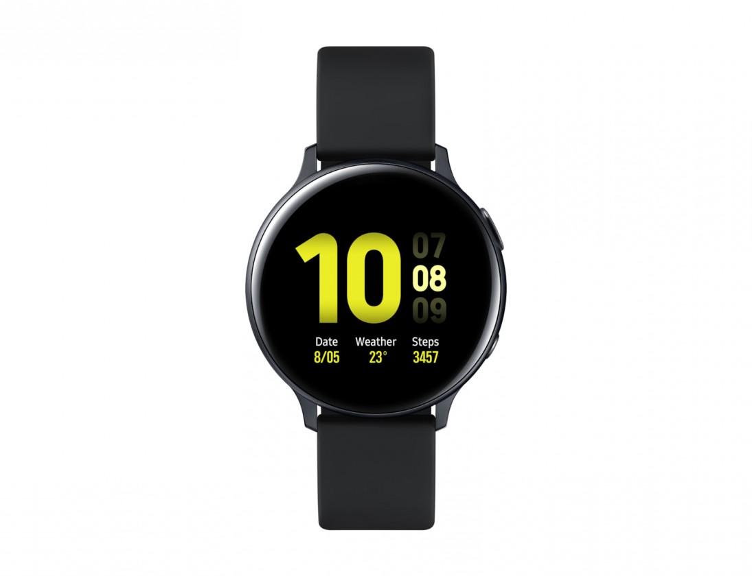 Chytré hodinky Chytré hodinky Samsung Galaxy Watch Active 2, 44mm, čierna